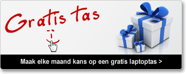 Win een gratis laptoptas