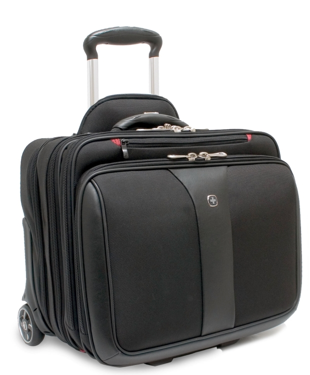 wenger patriot II trolley