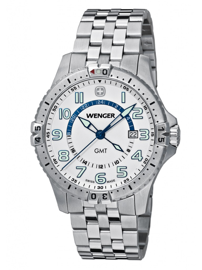 Wenger Squadron watch